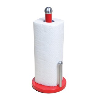Kitchen Details Rust Resistant Paper Towel Holder, 6x6x13.8 Inches