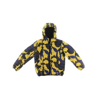Mad Bomber Kids Boys Bomber Jacket Duck Down Camouflage - M