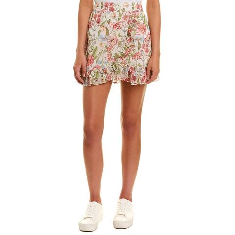 Loveriche By Very J Mini Ruffle Skirt