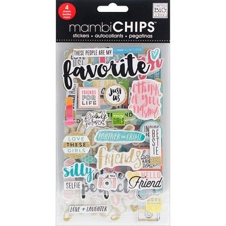 Chipboard Value Pack-Favorite