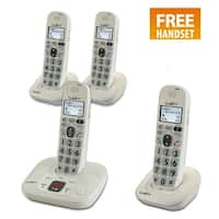 Clarity D712-4 Clarity D712-4 Cordless phone with Free Handset Promo