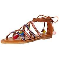 Topline Women's Ohmy Flat Sandal