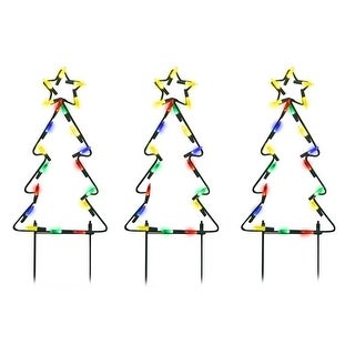 buy outdoor christmas decorations metal seasonal decor online at overstockcom our best decorative accessories deals