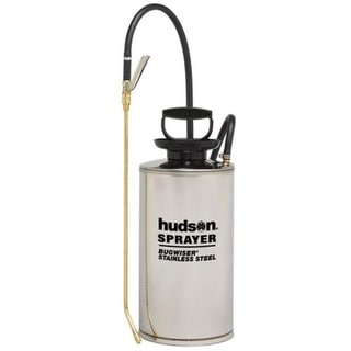 Hudson 67220 Bugwiser Stainless Steel Sprayer, 2 Gallon