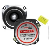 Audiopipe Titanium Super Tweeter 350W Max Sold each