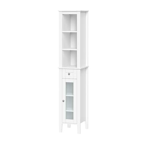 RiverRidge Home Prescott Slim Tall Cabinet