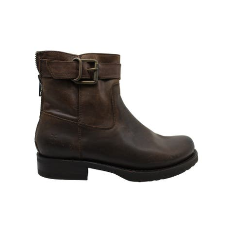 Frye Womens Veronica Closed Toe Ankle Fashion Boots