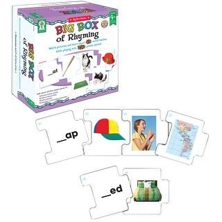 Key Education Big Box of Rhyming Game