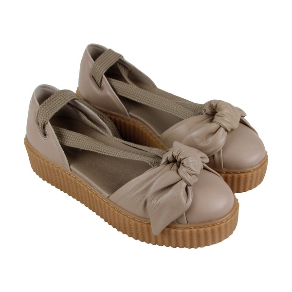 Puma Womens Fenty By Rihanna Riri Brown Hi By Fenty 19039804 Sandals Shoes a316be6c7