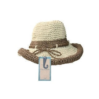 Women's Stylish Bucket Hat Two Toned (2 options available)