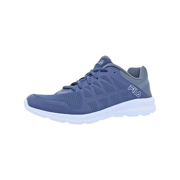 189a7b8afa93 Shop Fila Mens Memory Finity Running Shoes Memory Foam Performance ...