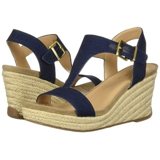 Kenneth Cole Reaction Womens Card Open Toe Casual Platform Sandals