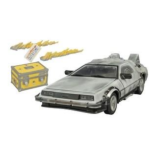 Back To The Future: Part II 1/15th scale DeLorean Time Machine w/ Lights & Sounds - Multi