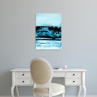 Easy Art Prints Iris Lehnhardt's 'Marine Luminescence' Premium Canvas Art