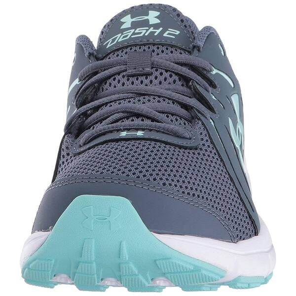 release date: b9cd3 387b0 Shop Under Armour Womens Dash RN 2 Low Top Lace Up Running ...