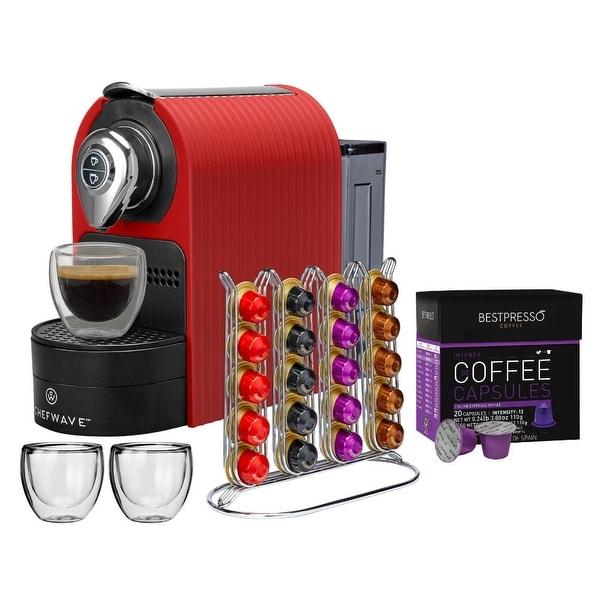 Nespresso Buy Capsules Free Machine