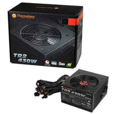 Thermaltake Tr2-430W Atx 12V V2.3 Power Supply, 430W