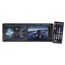 Multi-DVD Player for Car Entertainment AM/FM/DVD/CD/MP3 w/ 3.5'' TFT Color Screen