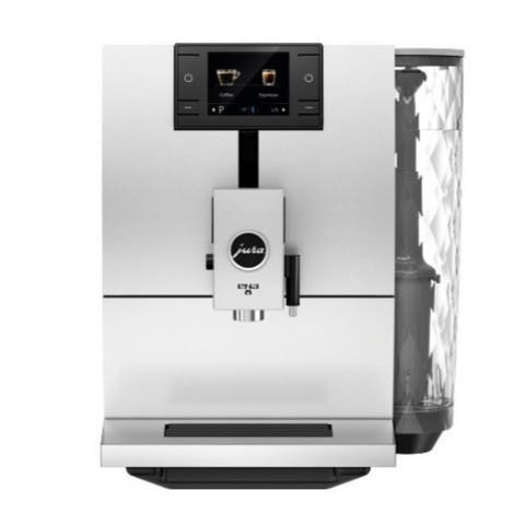 Jura ENA 8 Automatic Coffee Machine (Sunset Red)