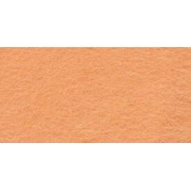 "Apricot - Wool Roving 12"" .22Oz"