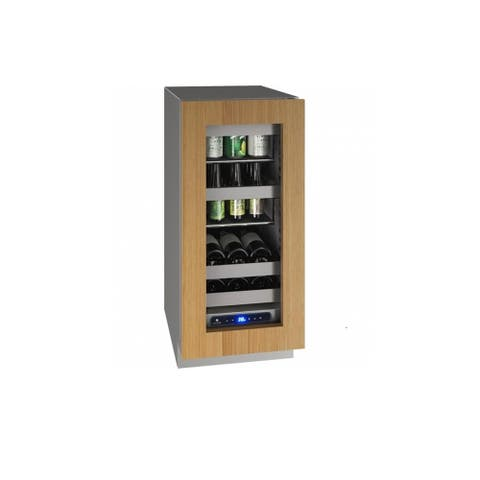 Beverage Center 15 In Reversible Hinge Integrated