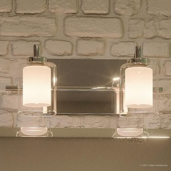 Shop Luxury Modern Bathroom Vanity Light, 6\