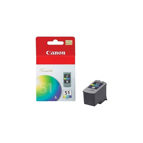 Canon CL-51 Color Ink Tank CL-51 Ink Cartridge - Color