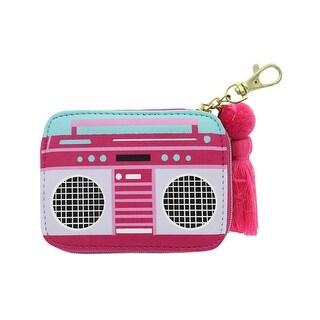 Lady Jayne Zip Pouch Radio