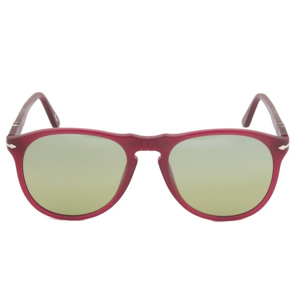 9cff13c32c0 Shop Persol PO9649S 9021 83 Polarized Sunglasses - Free Shipping ...