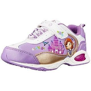 Disney Sofia Printed Baby Girls Casual Shoes - 10 medium (b,m)