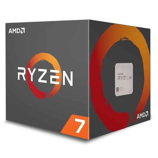 NEW - NEW AMD RYZEN 7 1700 8-Core Processor 3.0~3.7GHz AM4 with Wraith Spire Cooler