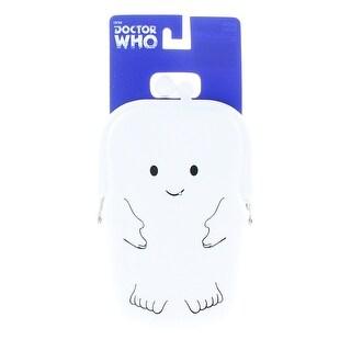 Doctor Who Adipose Adi-Purse Silicone Wallet - White