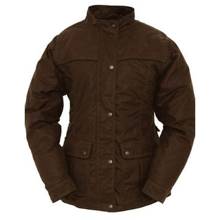Outback Trading Jacket Women Stylish Walkabout Waterproof Oilskin 2179