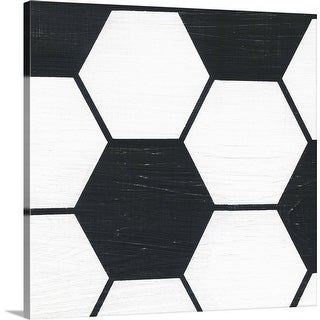 """Soccer"" Canvas Wall Art"