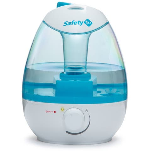Safety 1 Filter Free Cool Mist Humidifier Blue - Light Blue - Small