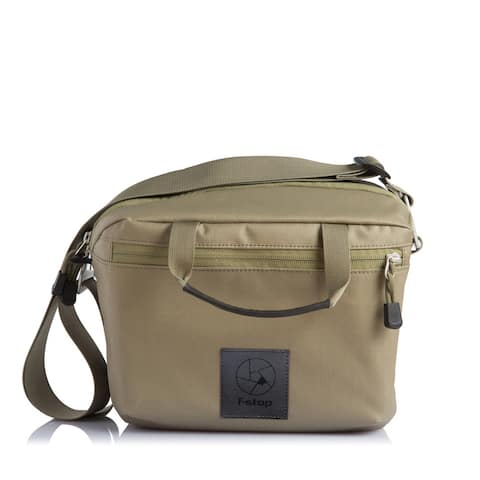 "F-stop Urban Series Kalamaja 4-Liter Camera Bag (Aloe Drab Green) - 9.8"" x 8.7"" x 4.7"""