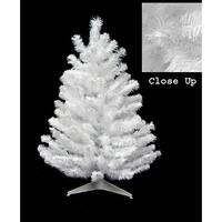 2' White Pine Artificial Christmas Tree - Unlit
