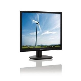 Philips 19S4LSB5B 19S4LSB5 19 LED LCD Monitor - 5:4