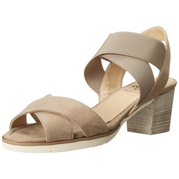 Amalfi by Rangoni Womens Futuro Open Toe Casual Strappy Sandals