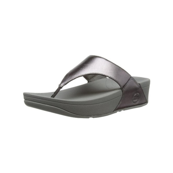 aac89c26e4fb Shop Fitflop Womens Lulu Thong Sandals - Free Shipping On Orders ...