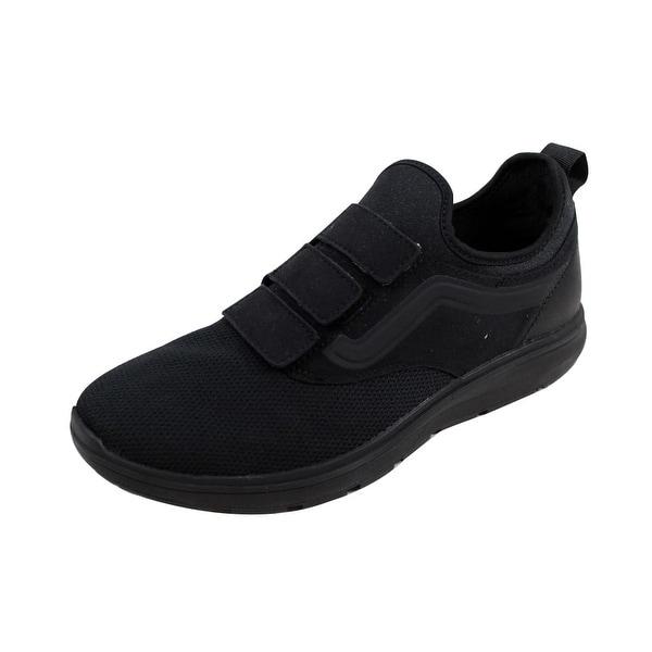 Vans Men's Iso Priz Black Monochrome VN0A38FHDIQ