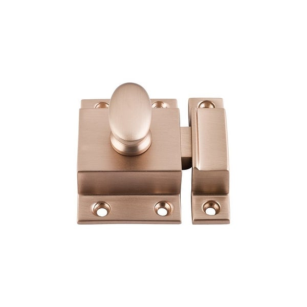 """Top Knobs M1778 Additions Collection 2"""" Brushed Bronze Cabinet Latch - Brushed Bronze - N/A"""
