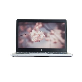 "HP EliteBook Folio 9480M Intel Core i7-4600U 2.1GHz 8GB RAM 500GB HDD 14"" Win 10 Pro Ultrabook (Refurbished B Grade)"