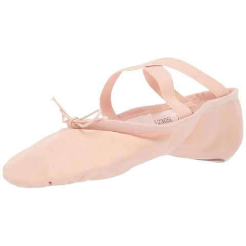 Leo Womens Company Low Top Slip On Ballet & Dance Shoes