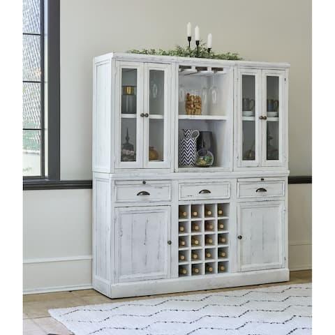 Picket House Furnishings Warrick 4PC Set in White