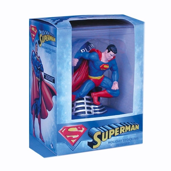 """Superman Daily Planet 5"""" Stocking Holder"""