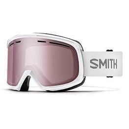 Smith Optics Adult Range Snow Goggles White Frame/Ignitor Mirror