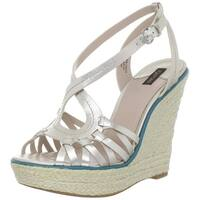Joan & David Collection Women's Dreena Wedge Sandal - 10