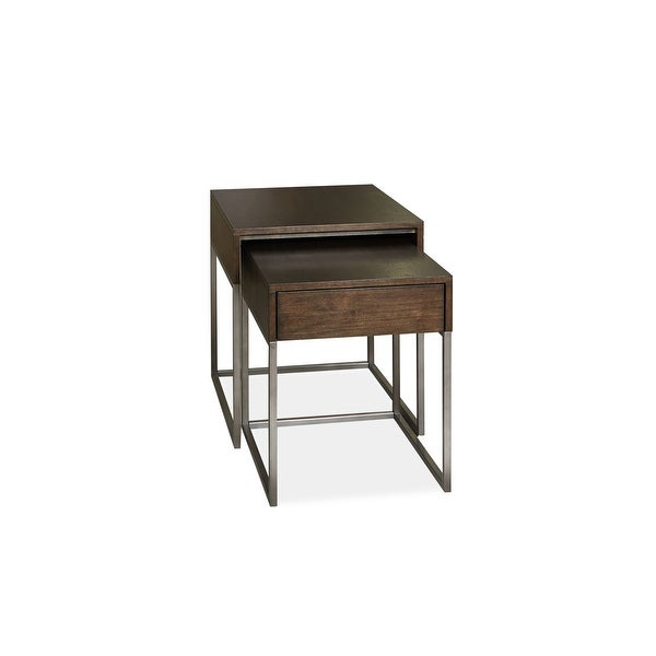 Magnussen T5085 Tamron Nesting End Table. Opens flyout.