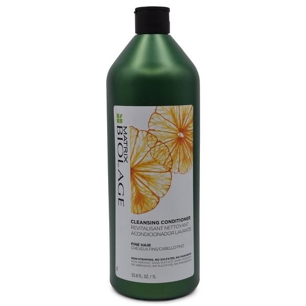 MATRIX | Biolage Cleansing Conditioner for Fine Hair 33.8 fl oz